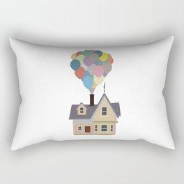 Up house Rectangular Pillow