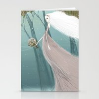 bride Stationery Cards featuring Bride by 7043