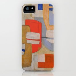 The Space Between iPhone Case