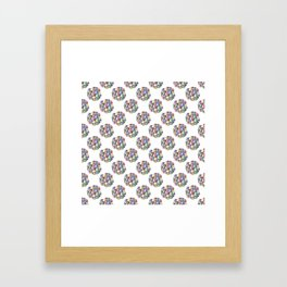 Everlasting gobstopper Framed Art Print