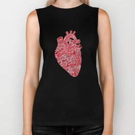 Lonely hearts Biker Tank