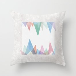 Abstract_10 Throw Pillow