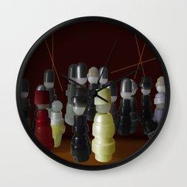 Nightwatch Wall Clock