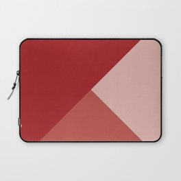 Red Tones Laptop Sleeve
