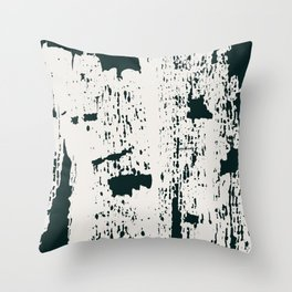 Silt Throw Pillow