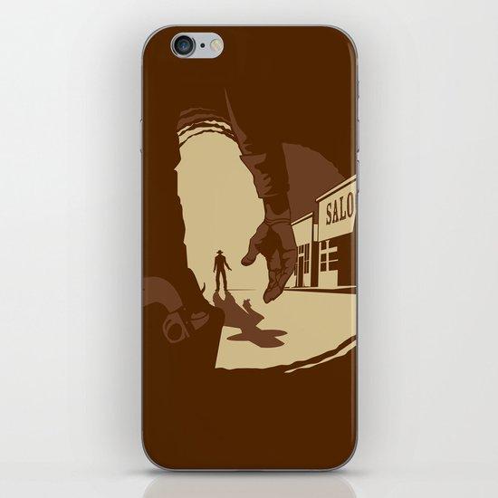 Showdown iPhone & iPod Skin