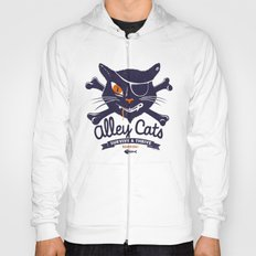 Alley Cats Hoody