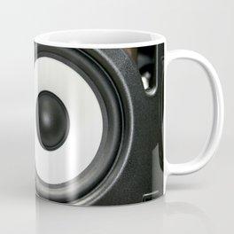 Loudspeaker Coffee Mug