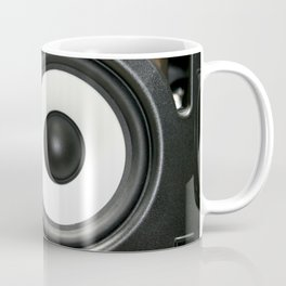Loudspeaker Coffee Mug