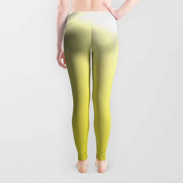 Simply sun yellow color gradient - Mix and Match with Simplicity of Life Leggings