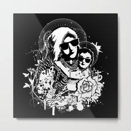 Holy punk family Metal Print