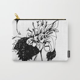 Acourtia nana Carry-All Pouch