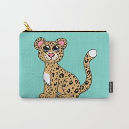 Little Leopard Carry-All Pouch