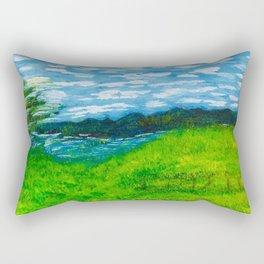 Aquia Creek, Virginia Rectangular Pillow