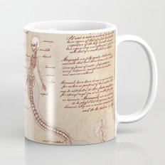 Anatomy of the Mermaid Mug