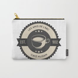 Café Musain Carry-All Pouch