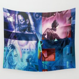 Sleight of Hand Wall Tapestry