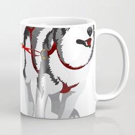 THE HUSKIES Coffee Mug