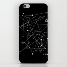 Raumkrankheit iPhone & iPod Skin