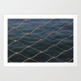 BK Water Art Print