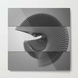 Day 0199 /// soclose Metal Print