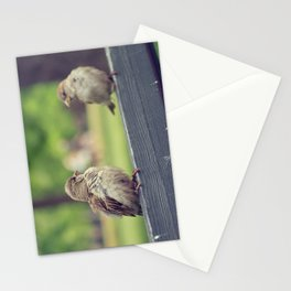Two is better than one Stationery Cards
