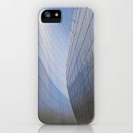 METALLIC WAVES iPhone Case