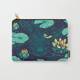 Lotus Eater Carry-All Pouch