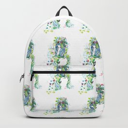the forest girl Backpack