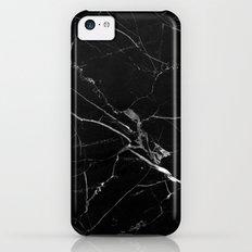 Black Marble iPhone 5c Slim Case