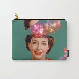 The Reader // Fireworks Carry-All Pouch