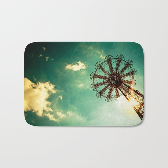Catch The Wind Bath Mat