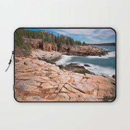 Acadia National Park - Thunder Hole Laptop Sleeve