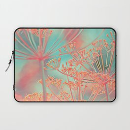 Floral abstract (80) Laptop Sleeve