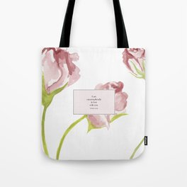 I am catastrophically in love with you. Will Herondale. Clockwork Princess. Tote Bag