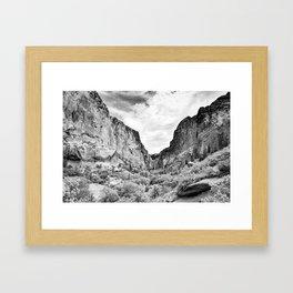 Vortex 2 Framed Art Print