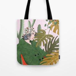 Fashionably Chillin' Tote Bag