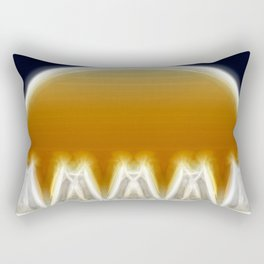 Cats In Colors Rectangular Pillow
