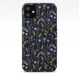 Wild Grain Meadow - Dark iPhone Case