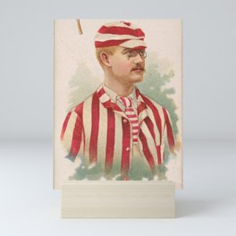 R.D. Sears, Champion American Lawn Tennis Player, from World's Champions, Series 2 (N29) for Allen & Mini Art Print