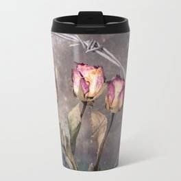 Trapped Roses Travel Mug