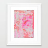 serenity Framed Art Prints featuring Serenity by Georgiana Paraschiv