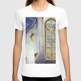 "Odilon Redon ""Portrait of Simone Fayet in Holy Communion"" T-shirt"