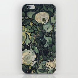 Roses by Vincent van Gogh iPhone Skin
