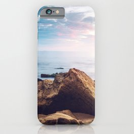 Little Corona Del Mar Beach iPhone Case