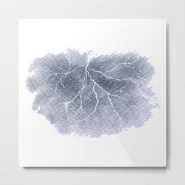Thundercloud Metal Print