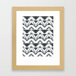 KLM#1 Framed Art Print