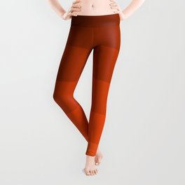 Pumpkin Spice in the Fall - Color Therapy Leggings