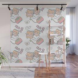It's Breakfast Time! Wall Mural
