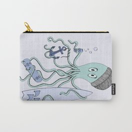 Octopus dude Carry-All Pouch